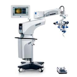 imagem de alta definição paraa cirurgia de catarata e retina.